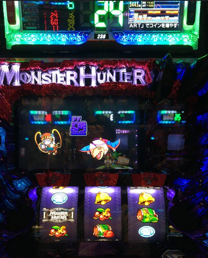 【モンスターハンター狂竜戦線】勝つために必要な最低限の攻略情報と、実際にモンハン狂竜戦線を天井狙いして、やめどきを間違えずに、しっかりと期待値を取り切った時の稼働日記