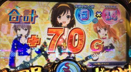 haruhi1 涼宮ハルヒに全く興味ないけど、期待値1500円あったから打ってみた