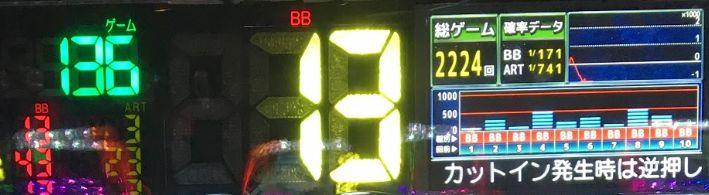 【バジリスク絆】超高確をものにしてサクッとAT!